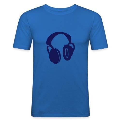 Audiophile - Men's Slim Fit T-Shirt