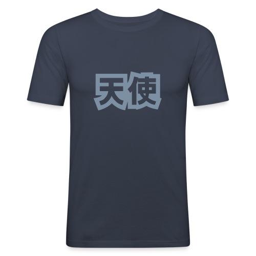Zen Angel - Men's Slim Fit T-Shirt