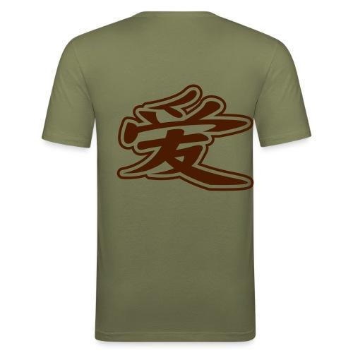 the palm of DeW - T-shirt près du corps Homme