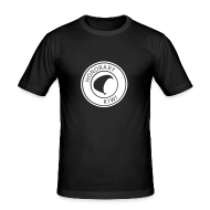 T-Shirts ~ Men's Slim Fit T-Shirt ~ Honorary Kiwi Mens T-shirt