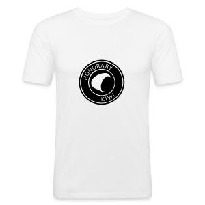 Honorary Kiwi Mens T-shirt - Men's Slim Fit T-Shirt
