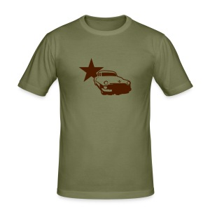 Star Car - Men's Slim Fit T-Shirt