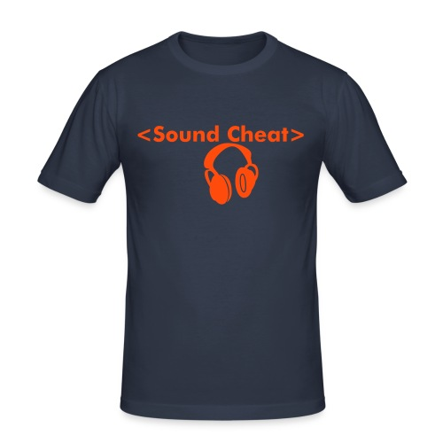 T-Shirt Cheat SounD - T-shirt près du corps Homme