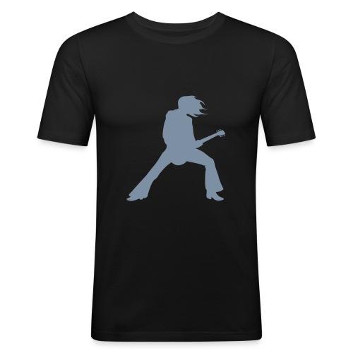 GUITARIST 3 - Slim Fit T-shirt herr
