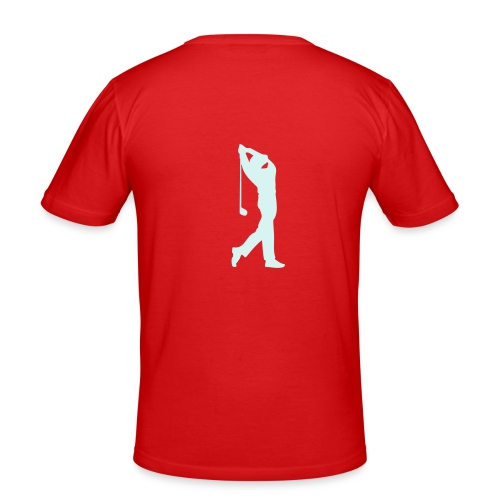 Golf - T-shirt près du corps Homme