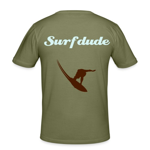 Surfdude - slim fit T-shirt