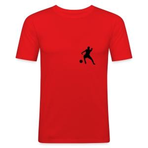 Kick Me Shirt - slim fit T-shirt
