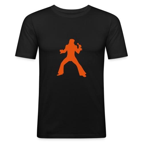elvis - Men's Slim Fit T-Shirt