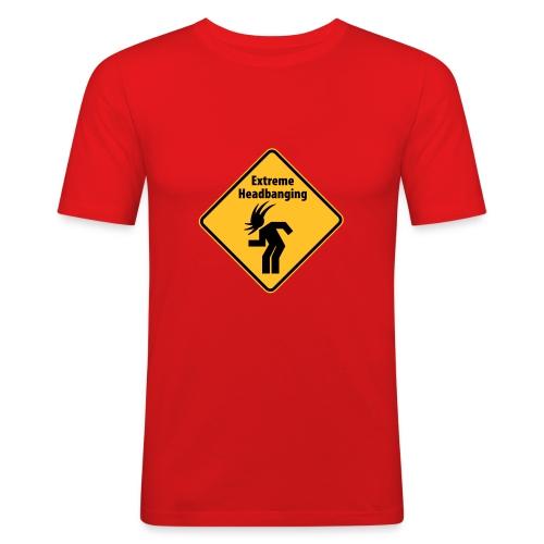 Headbanging! - Men's Slim Fit T-Shirt