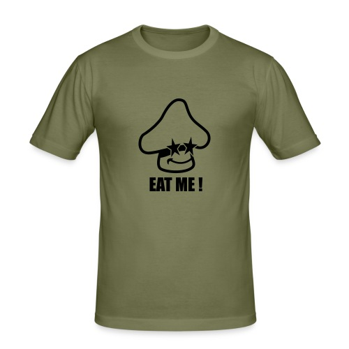 Eat me! - Men's Slim Fit T-Shirt