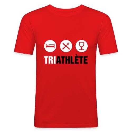 Sportif de Haut Niveau - T-shirt près du corps Homme