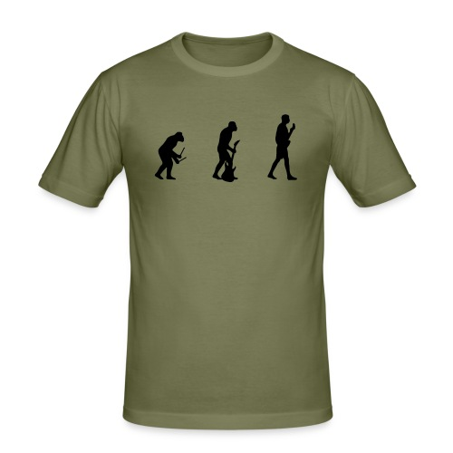 K&R evolution - slim fit T-shirt