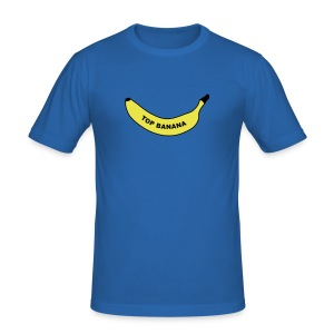 Top Banana - Men's Slim Fit T-Shirt