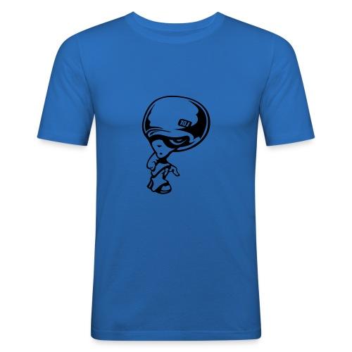 Hip Hopper - Männer Slim Fit T-Shirt