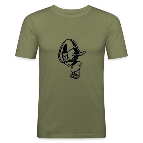 Hip hopper 2 - Männer Slim Fit T-Shirt