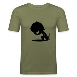 gekkigheid - slim fit T-shirt