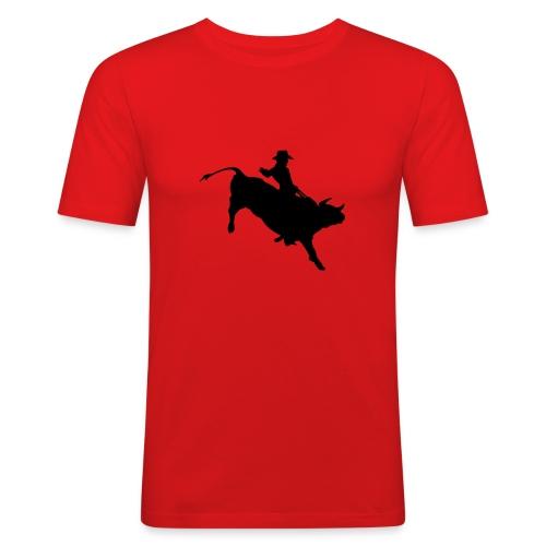 COW-BOY - T-shirt près du corps Homme