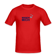 T-Shirts ~ Männer Slim Fit T-Shirt ~ Artikelnummer 2848372