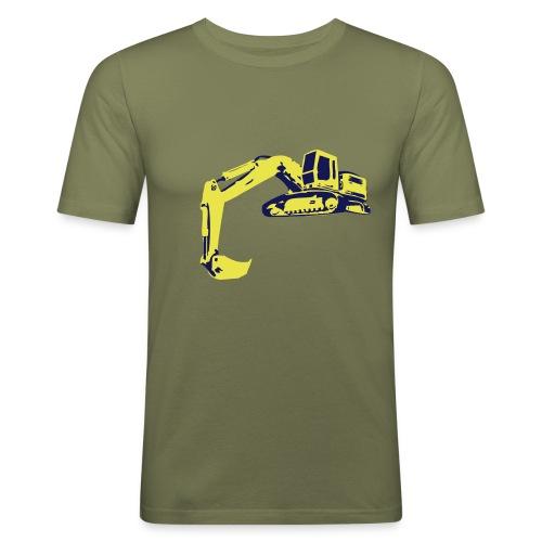 Digger - Men's Slim Fit T-Shirt