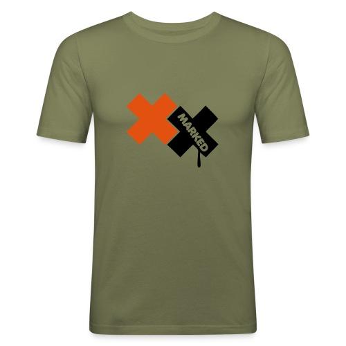 marked man - Men's Slim Fit T-Shirt
