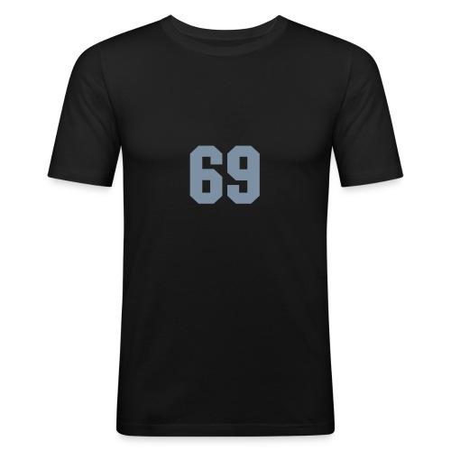 soc69 - Camiseta ajustada hombre