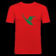 T-Shirts ~ Männer Slim Fit T-Shirt ~ Artikelnummer 2875128