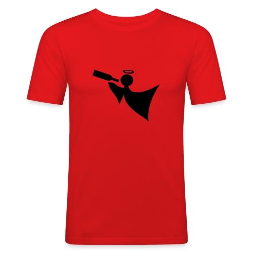 ENKELI - Miesten tyköistuva t-paita