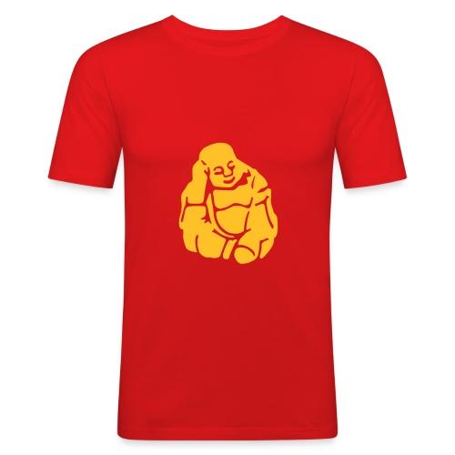 BOUDHA - T-shirt près du corps Homme