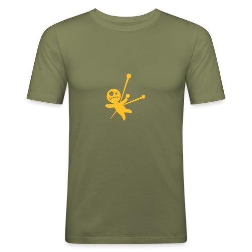 Vodoo - T-shirt près du corps Homme