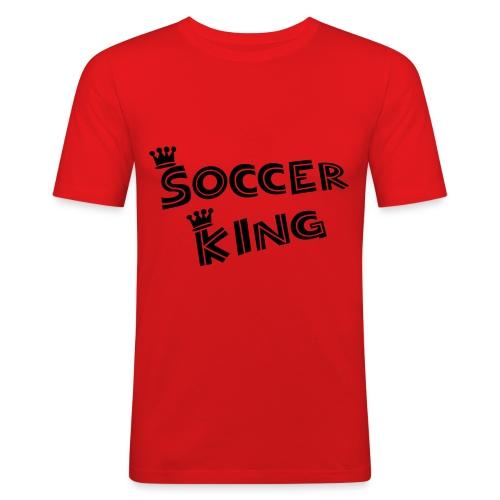 Oranje shirt - slim fit T-shirt