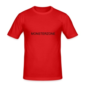 monsterzone - Männer Slim Fit T-Shirt