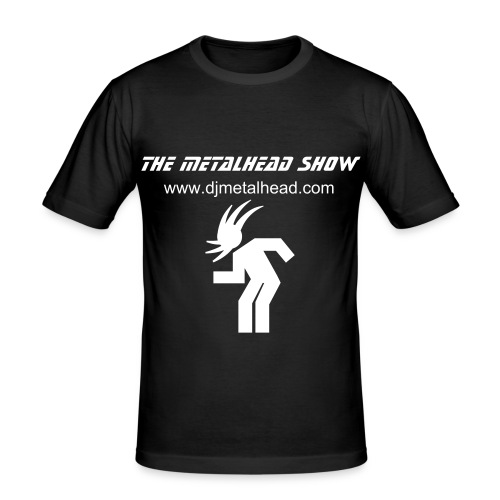 MetalHead - Men's Slim Fit T-Shirt