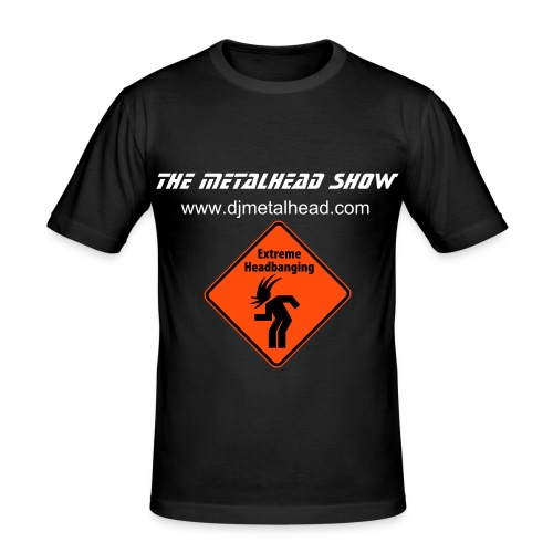 Extreme Headbanger - Men's Slim Fit T-Shirt