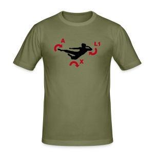 Kick Dynamics - Men's Slim Fit T-Shirt