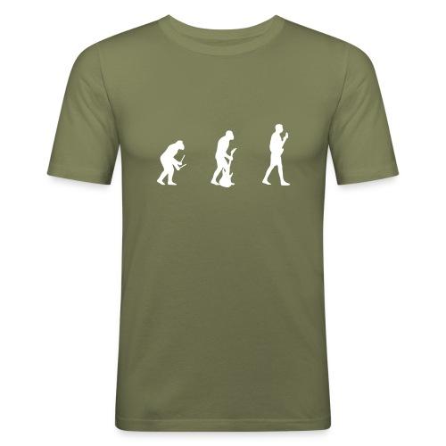 Evolution - Maglietta aderente da uomo