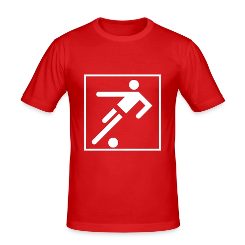 holland stik man - Men's Slim Fit T-Shirt