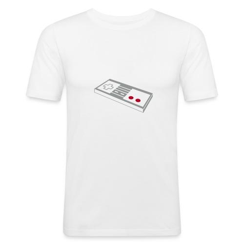 Retro-Zocker - Männer Slim Fit T-Shirt