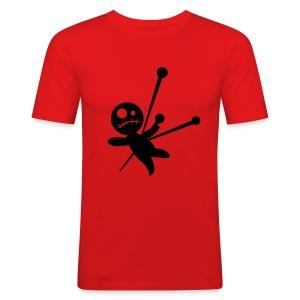 Hmm - Men's Slim Fit T-Shirt