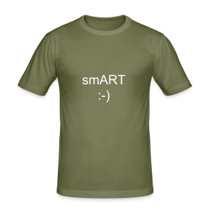 smart - Männer Slim Fit T-Shirt