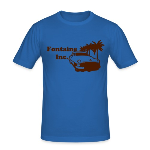 Fontaine Low Rider - Men's Slim Fit T-Shirt