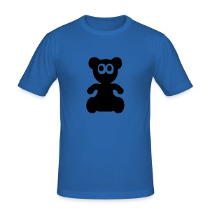 Teddybjörnen - Slim Fit T-shirt herr