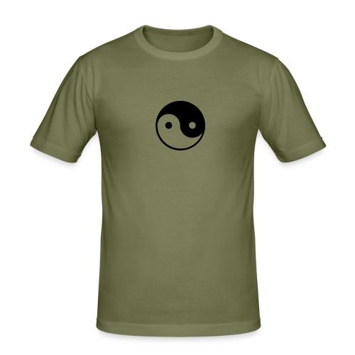 Symbol Tee - Men's Slim Fit T-Shirt