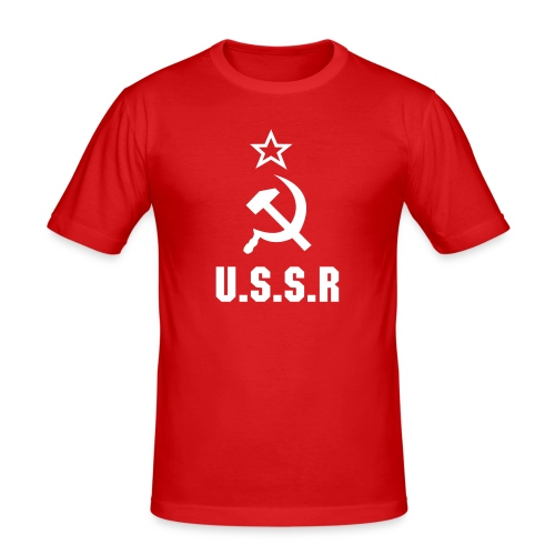 Comrade 2 - Men's Slim Fit T-Shirt