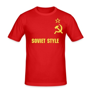Comrade 1 - Men's Slim Fit T-Shirt