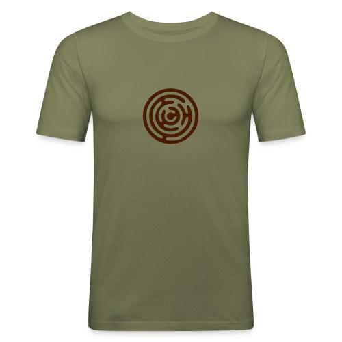 Labyrinth 2 - slim fit T-shirt
