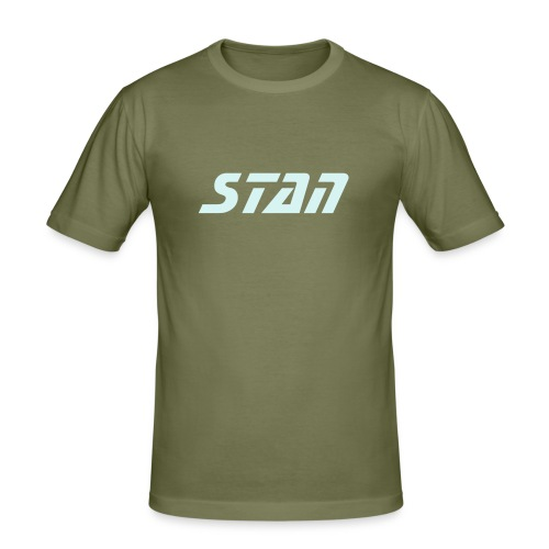 STAN - Les 3 questions - Männer Slim Fit T-Shirt
