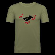 T-Shirts ~ Männer Slim Fit T-Shirt ~ Ka-ra-te!