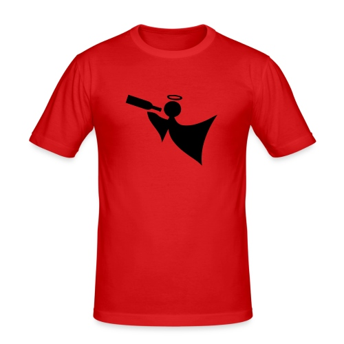 Drinking angel - slim fit T-shirt