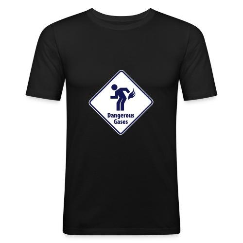 Gassy!!! - Men's Slim Fit T-Shirt