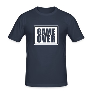 Game Over - slim fit T-shirt